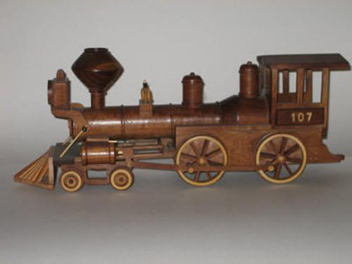 Gatto Plan Supply Standard Steam Engine Woodworking Plan