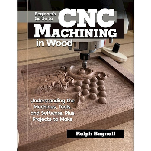 Beginner's guide to  CNC Machining in Wood will help you understand CNC woodworking.