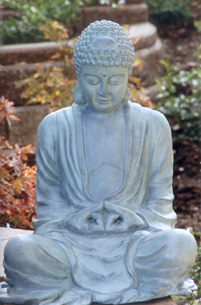 Large Garden Buddha 31299 Sonoma Gifts