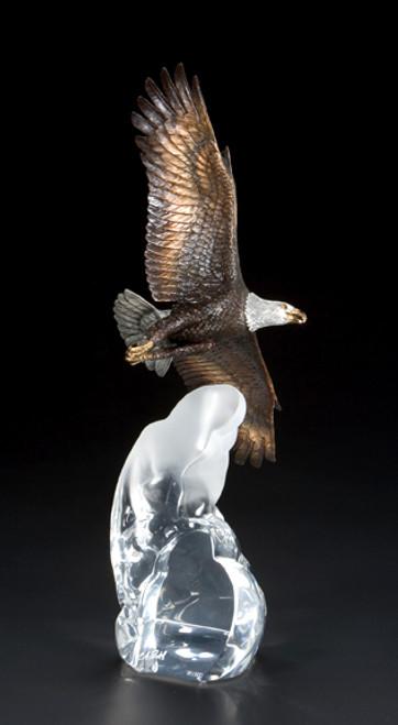 """Starlite Originals """"Cloud King"""" Eagle Sculpture"""