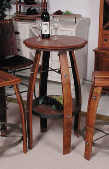 Bistro Table by 2-Day Designs