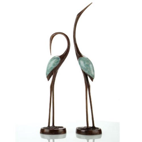 Crane Song Sculpture | 80102