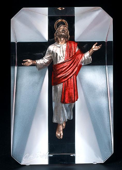 """Starlite Originals """"Resurrection """" Religious Sculpture"""
