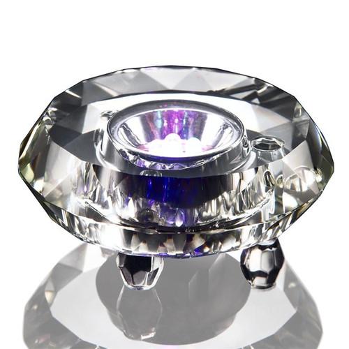 LED Diamond Display Light for Art Glass Jellyfish