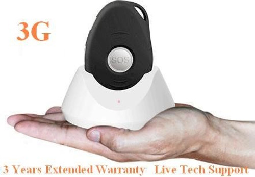 Companion Mate 2/3G GPS Tracker, Emergency Response