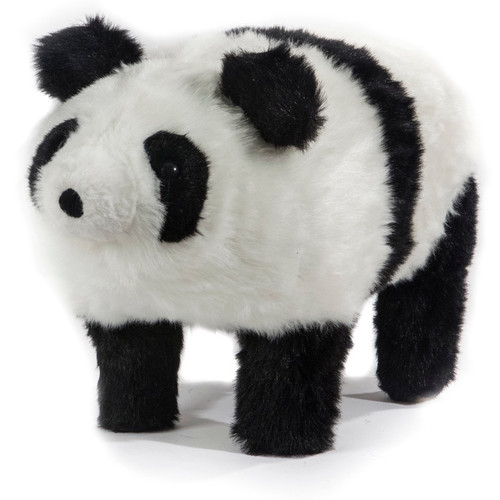 "Friendly Footstools Plush Panda Bear ""Chi-Chi"""