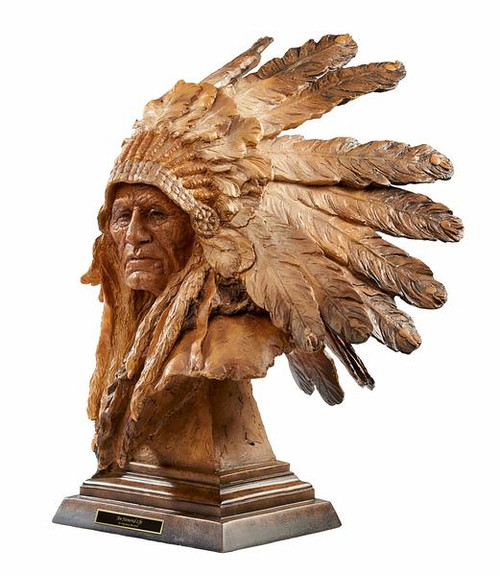 An Honored Life – Native American Sculpture