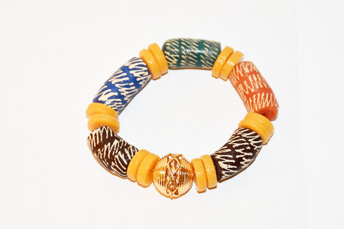 Authentic Beads (Toma) | Hand Made Beads | Beads From Africa | Gift For Love Ones