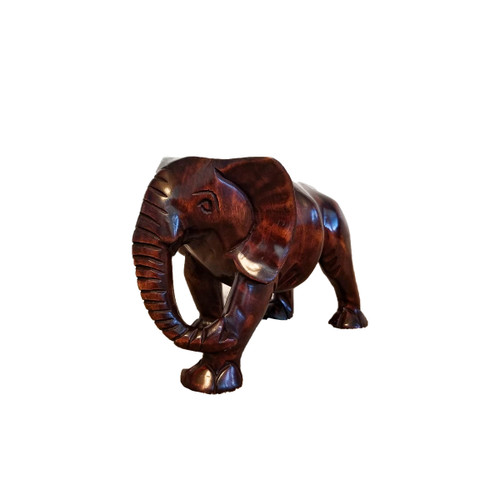 Elephants are traditionally considered a symbol of good luck, wisdom, fertility, and protection