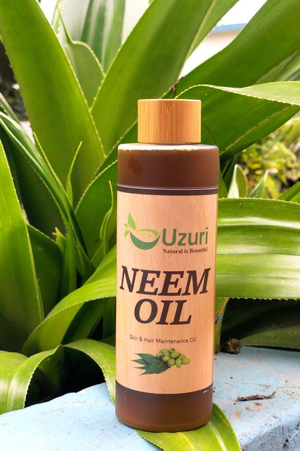 UZURI 100% NATURAL NEEM OIL, 250ML