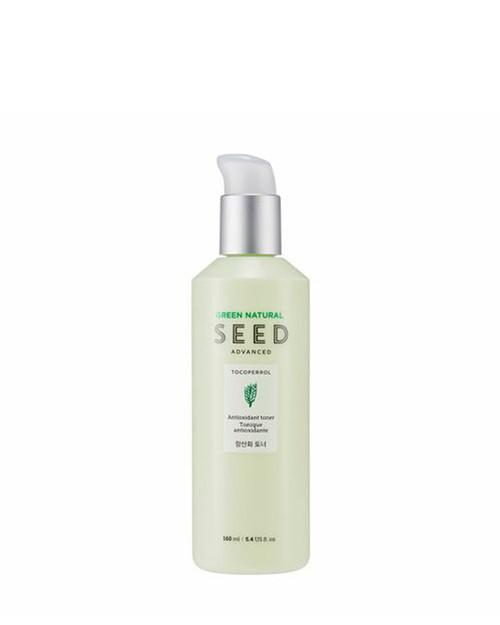 The Face Shop Green Natural Seed Antioxidant Toner