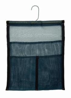 Premium Hanging Mesh Bag (Dark Green)
