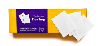 Day Tags (1000)