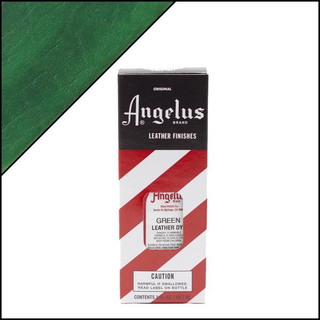 Angelus Leather Dye (Green)