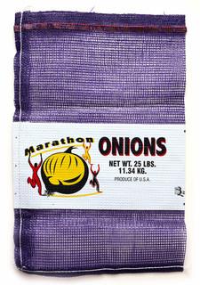 """Onion Bag - 25 lbs. (Medium  - 24 x 16"""")"""