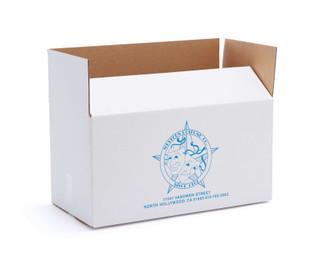 "WCC Box (25.5"" x 13"" x 13"") - Small Shoe Box"