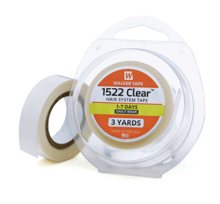 """1/2"""" X 108"""" Roll Stick It - Double-Stick / Topstick Tape available for sale online from WCC Supply Store at http://WCCSupplyStore.com."""