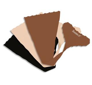 Shibue Strapless Panty - Brown XS