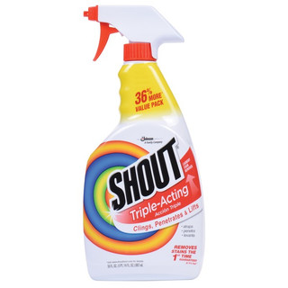 Shout Triple Acting Stain Remover (22 fl. oz.)