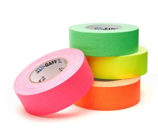 """2"""" Fluorescent Gaffers Tape"""