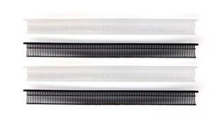 ATTACHE Refills: 200 Clear & 200 Black