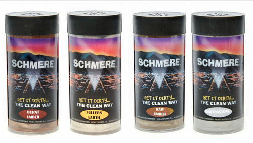 Schmere Dirt Bag - Prepackaged Pigment Powder For Fabric and Wardrobe