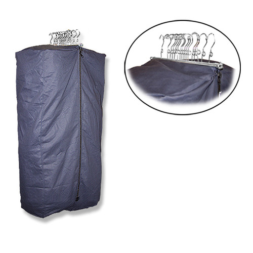Use this Transportation garment bag to protect your garments from dust and dirt while you move them!!!