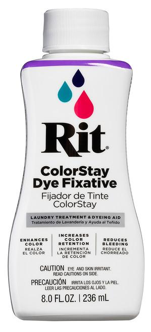 RIT Liquid Color Stay Dye Fixative