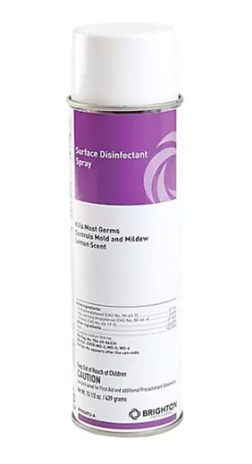 Surface Disinfectant & Deodorizing Spray (10 oz.)