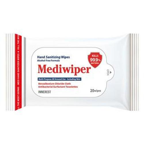 Mediwiper Wet Wipes (20 Wipes)