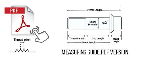 Download our Bolt Measuring Guide