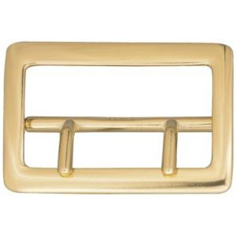 Duty Man 60 Sam Brown 4 Row Basket Weave Brass - Gold