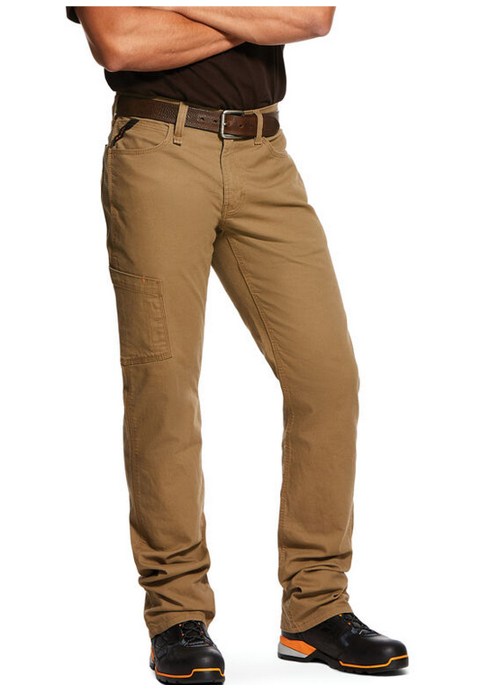 Ariat Rebar M4 Low Rise DuraStretch Straight Leg Pant