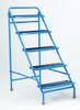 Folding Portable Steps - 5 Tread