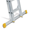 Lyte EN131-2 Professional 2 Section Extension Ladder