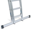 Lyte Industrial EN131-2 Professional 2 Section Extension Ladder