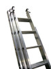 Lyte EN131-2 Professional Industrial 3 Section Extension Ladder