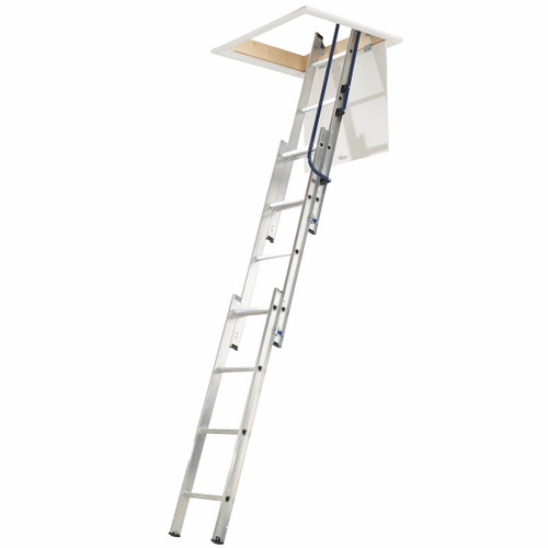 Abru Blue Seal 3 Section Easy Stow Ladder