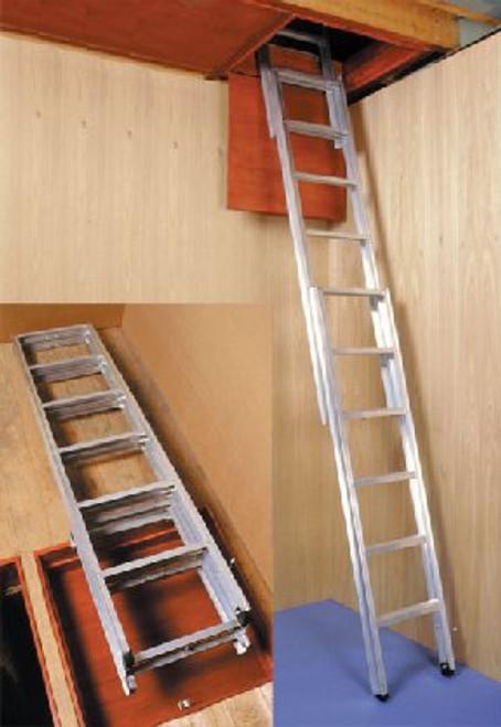 Ramsay Ladders Domestic DAL Loft Ladder