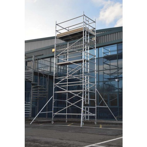 Lyte Industrial Tower Scaffold System