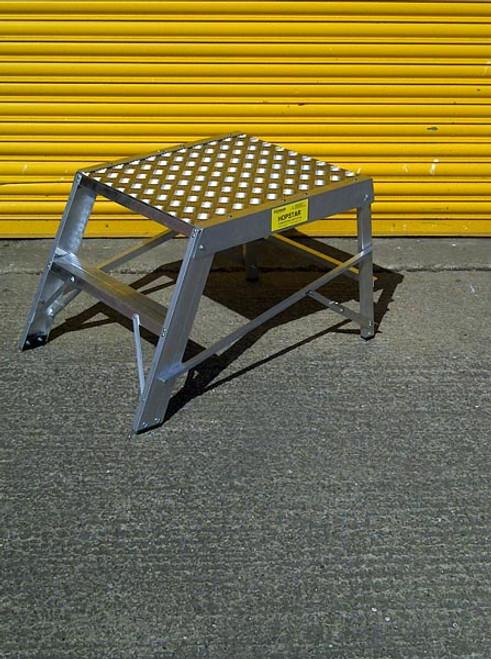 Chase Hopstar Folding Work Platform - 600mm Square Platform