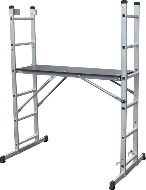 Drabest EN131 Professional Multi-Purpose Ladder & Scaffold