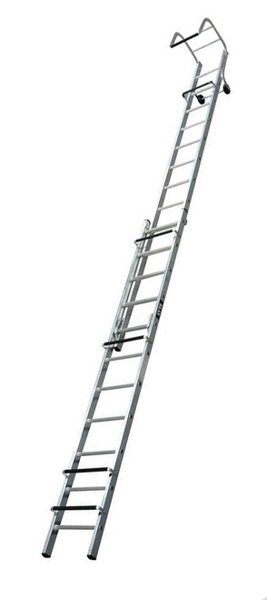 Lyte Double Extending Trade Roof Ladders