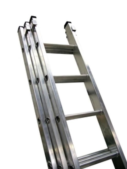 Lyte Class 1 Aluminium Platform Step Ladders BS2037 Industrial UK Manufactured
