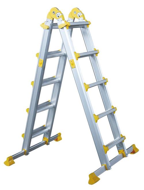 Drabest 3 in 1 Multi-Purpose Telescopic Ladder