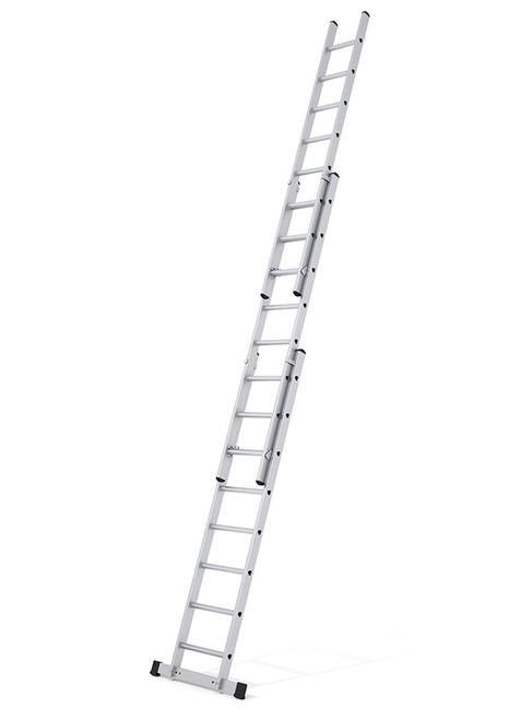 Zarges 3-Part Extension Ladder
