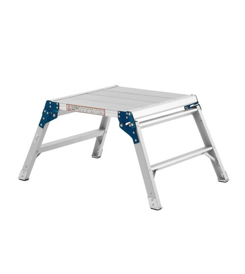 An image of Hop Up Work Platform Aluminium - Hop Up
