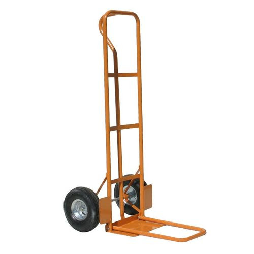 An image of Folding Toe High Back P Handle Truck - 200Kg Capacity
