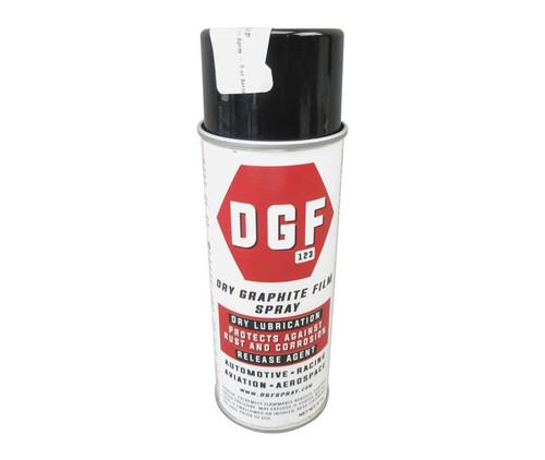 Miracle Power Products DGF-123 Dry Graphite Film Spray - 9 oz Aerosol Can