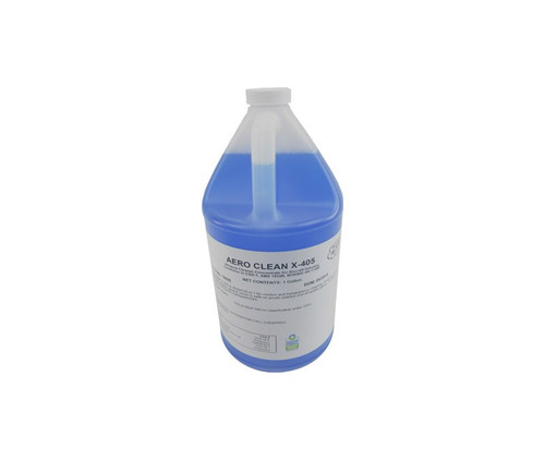 Zip-Chem® 009432 Calla® X-405 EPA DfE Approved Aircraft Glass & Transparency Cleaner - Gallon Can